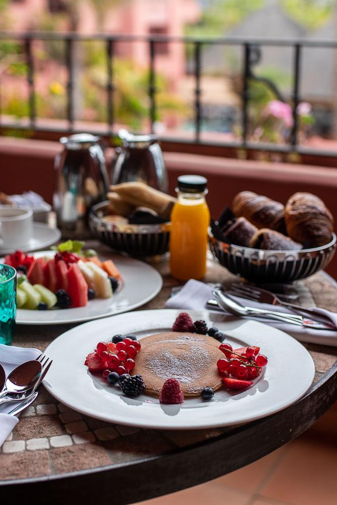Ritz Carlton Teneriffa Frühstück