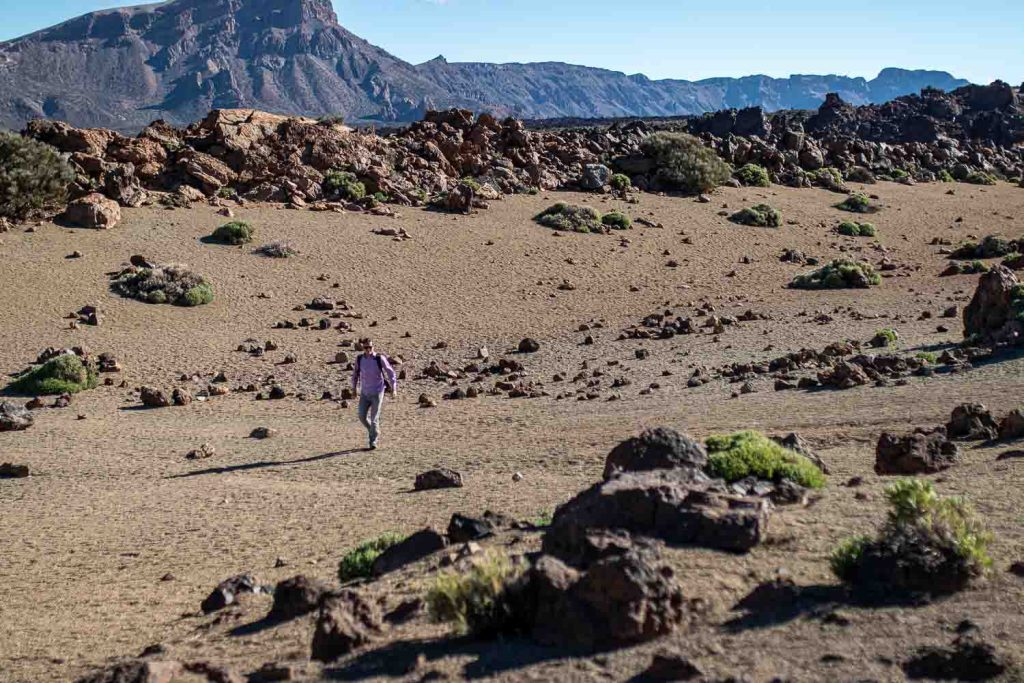 Teide Nationalpar Teneriffa wandern-5