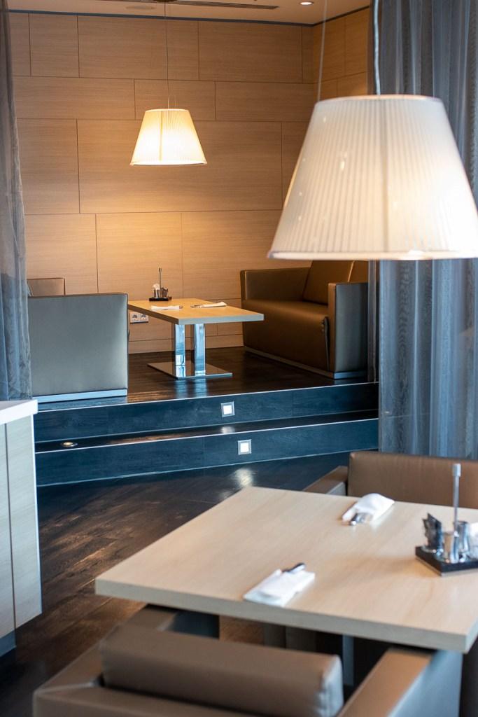 Westin Hamburg Club Lounge