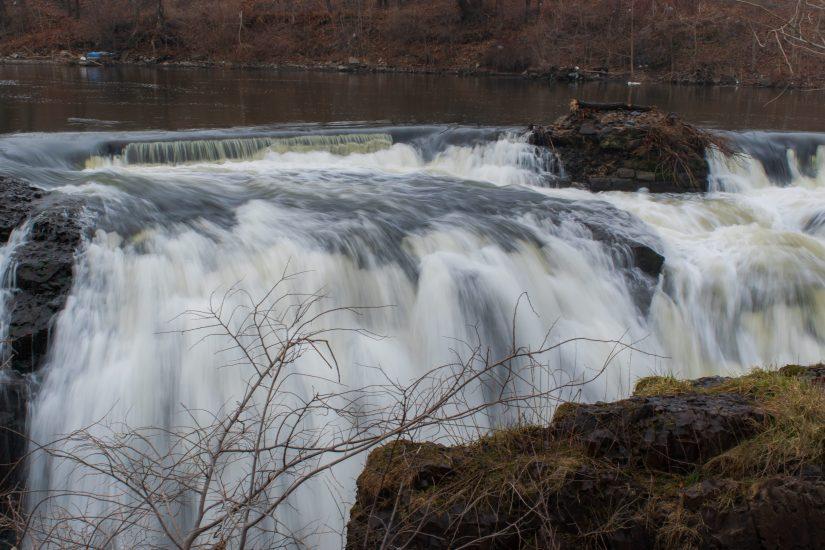 Paterson Great Falls, waterfalls, Paterson
