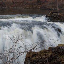Paterson Great Falls, waterfalls, Paterson