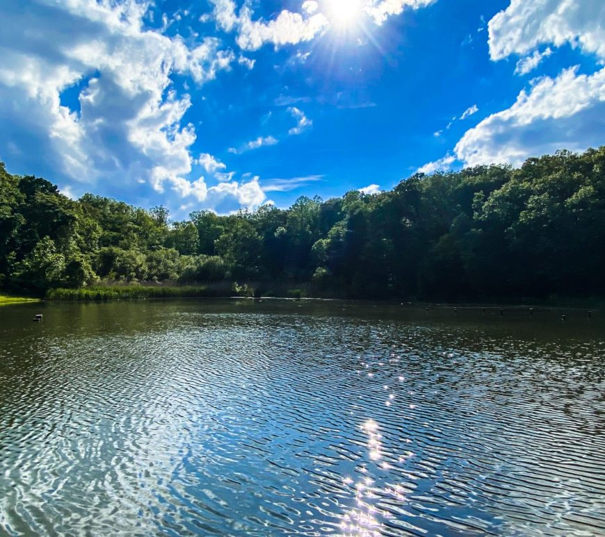 Morris Canal Park, Ledgewood, Morris County, New Jersey, Ledgewood Park