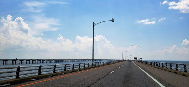 Chesepeake Bay Bridge