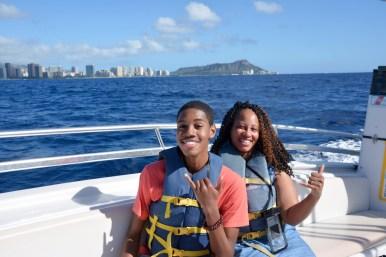 Parasailing in Hawaii