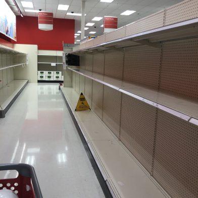 Target- No Tissue