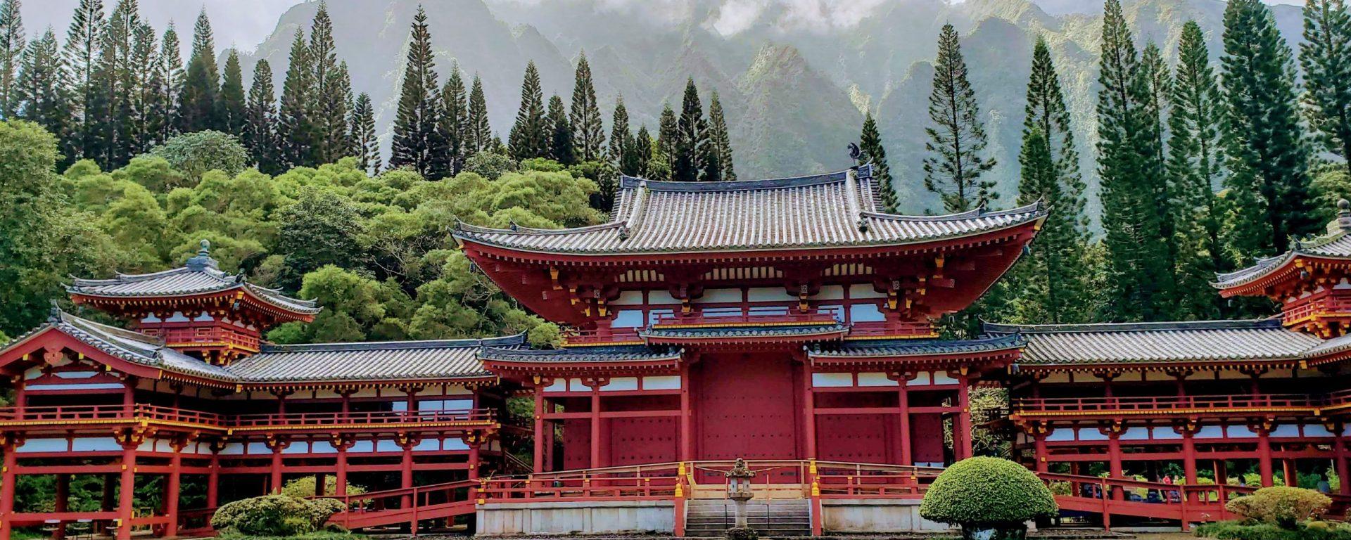 Byodi-In Temple Hawaii