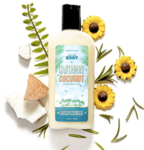 Perfectly Posh Castaway Coconut Oil