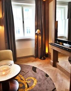 Park Hyatt Vienna Living Room