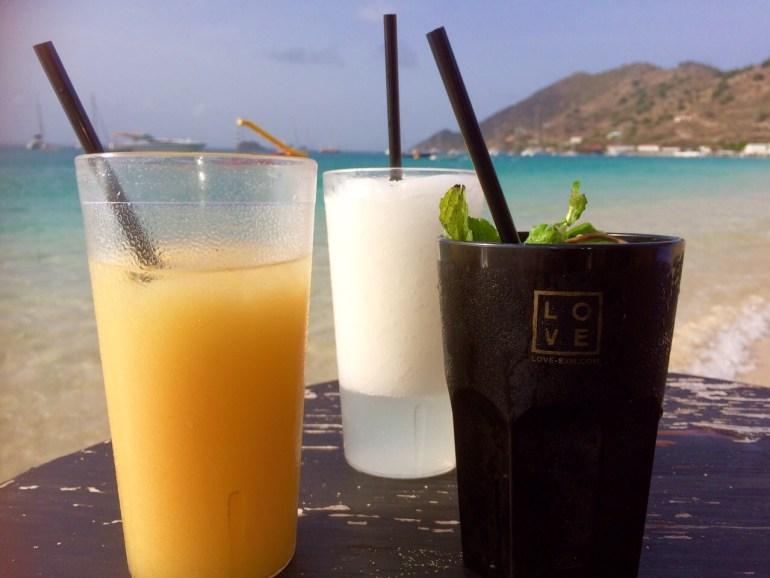 Island Cocktails