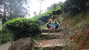 Hiking in India