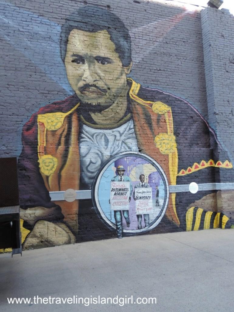 DC - Othllo mural -