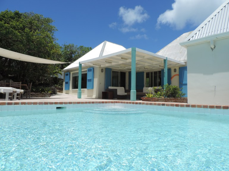 Villa Blue Rock St Barth