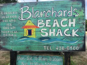 Blanchard's Beach Shack