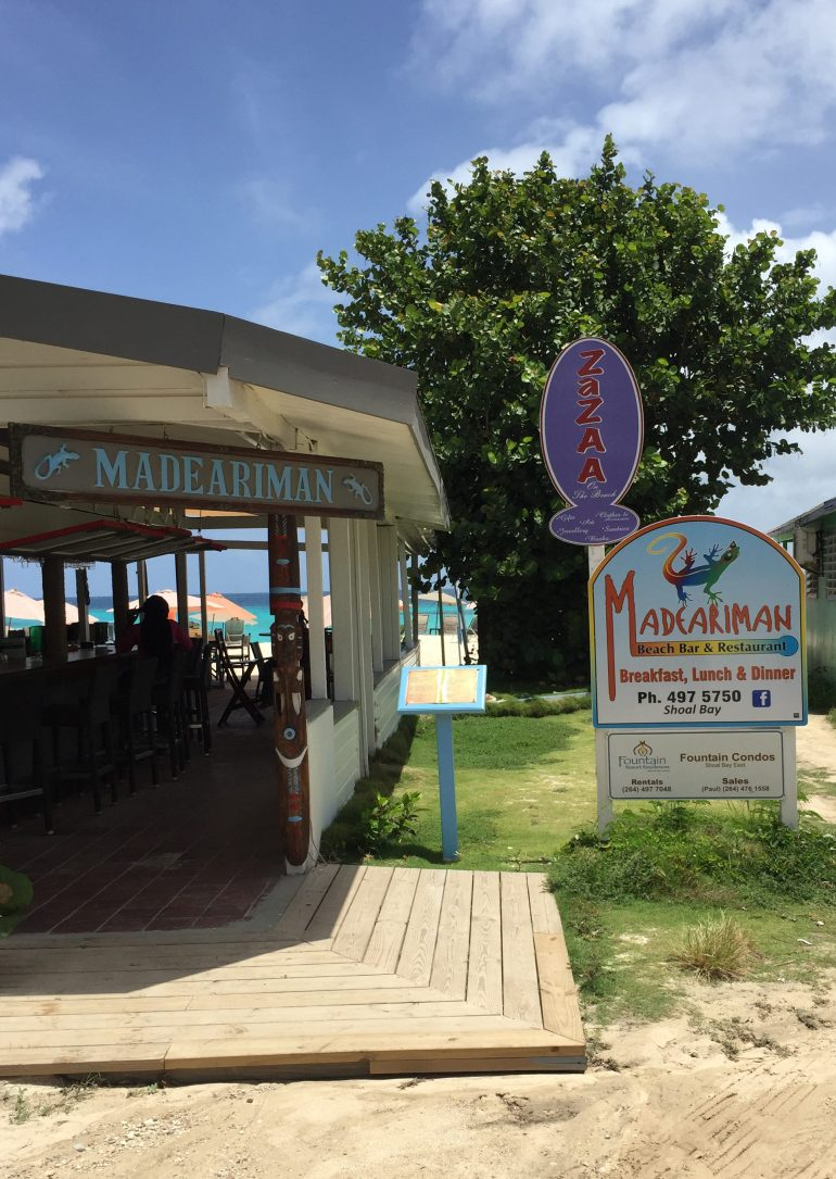 Madeariman on Shoal Bay