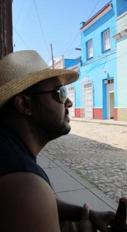 Shyam in Trinidad