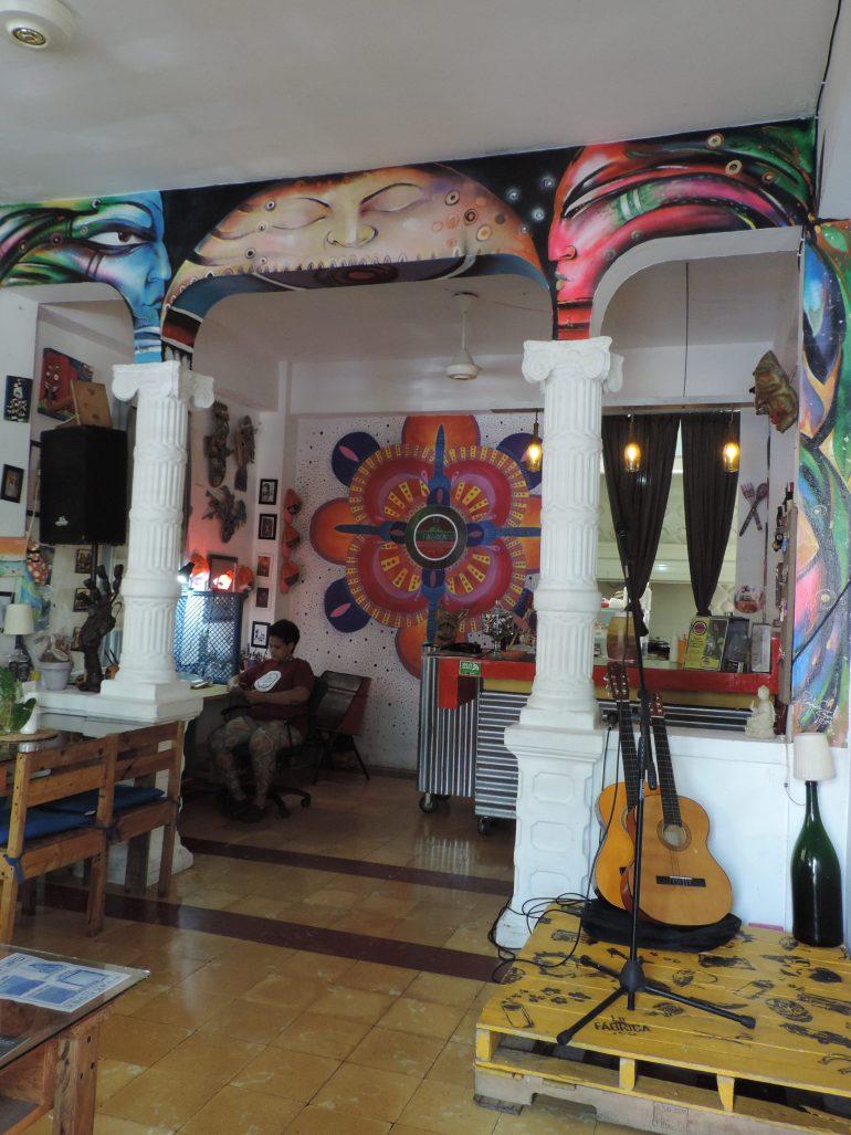 La Fábrica Contemporánea, a little gem with great local food