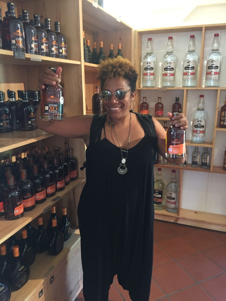 Rum, rum and more rum in Guadeloupe