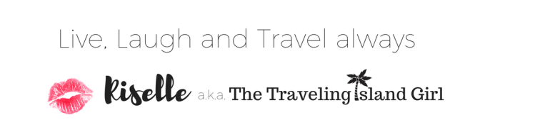 Blog footer The Traveling Island Girl
