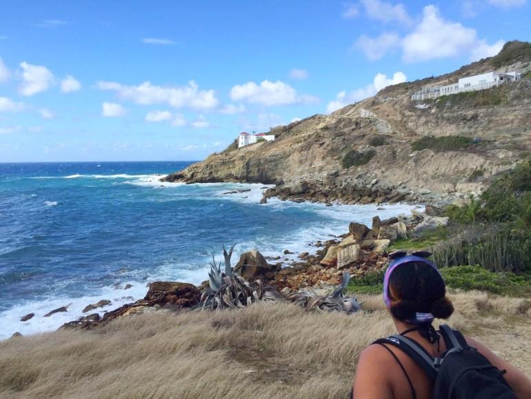 Natural Pool St. Maarten