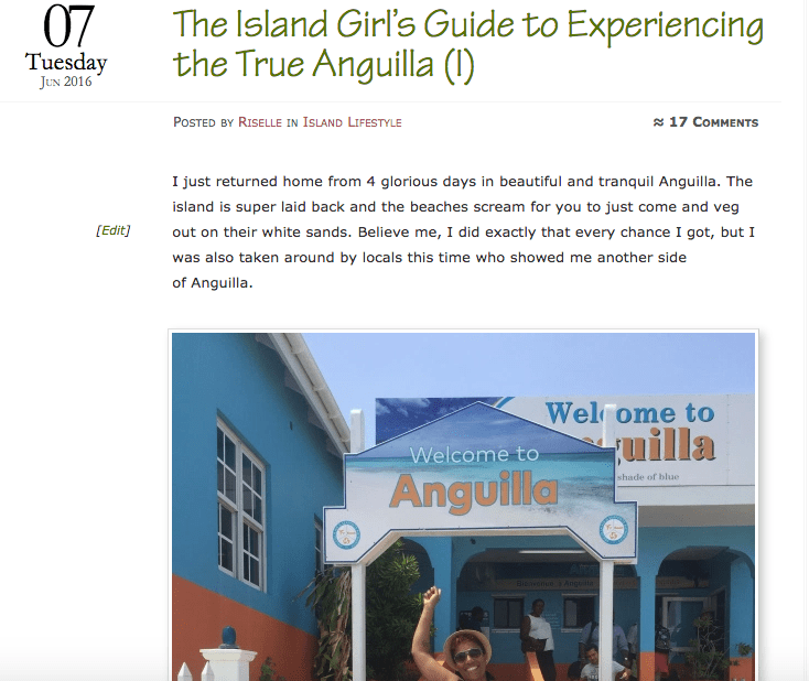 Guide to Experiencing Anguilla