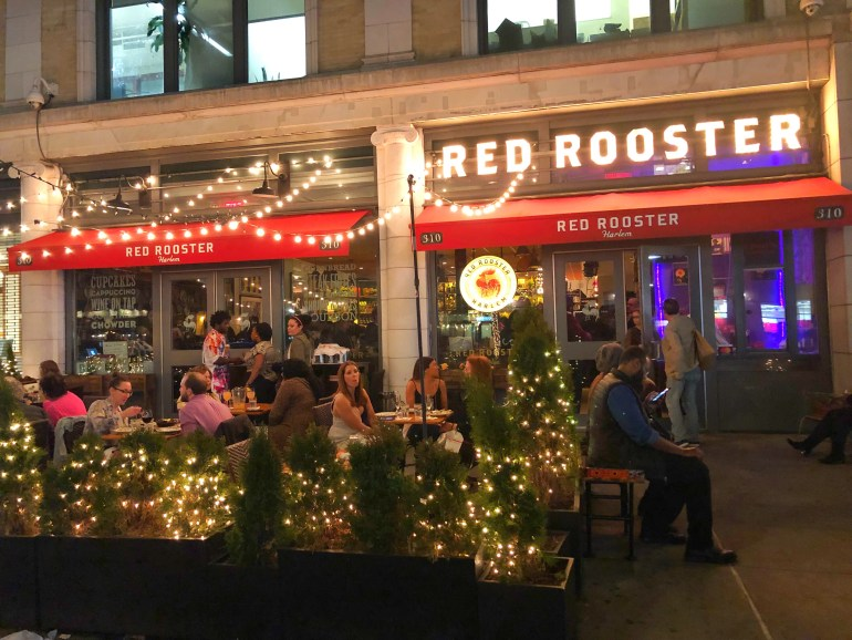 Favorite eateries in New York City