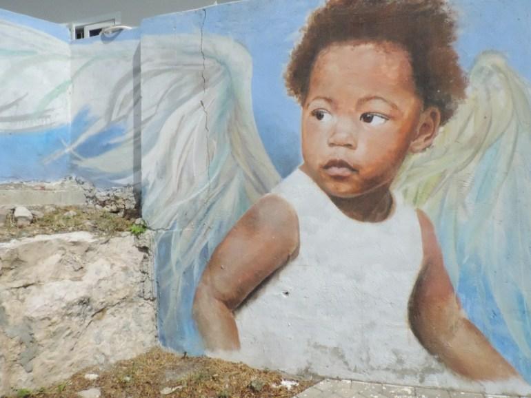 Chasing Murals in Curaçao