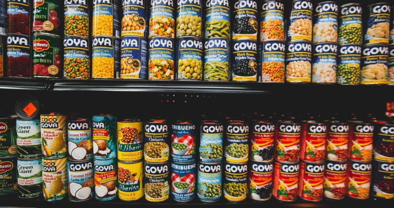 A Vegan's Guide to Stocking Up in Case of a Hurricane.