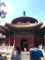 Part of the Buddhist temple we visited in Beijing.