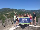 We met some folks from Seattle on the Great Wall!