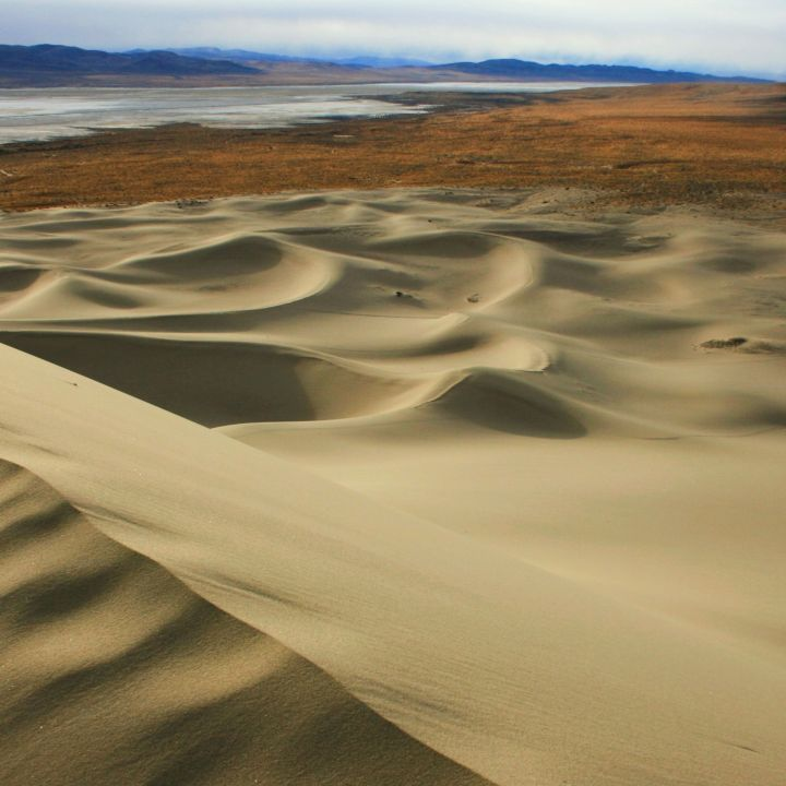About sand mountain recreational area. The Singing Dunes Sand Mountain Nevada Traveling Lily