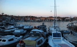 The Traveling Mrs-Rovinj, Croatia