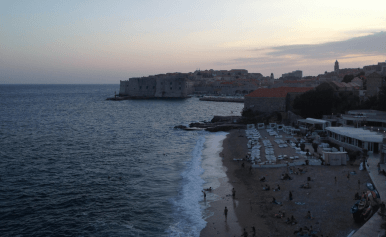 Beaches of Dubrovnik-The Traveling Mrs-Dubrovnik, Croatia