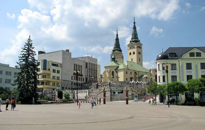 A month on a train in Europe… Slovakia and Vienna, Austria