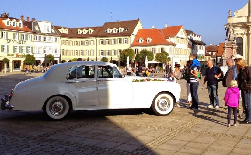 Lovely Ludwigsburg…