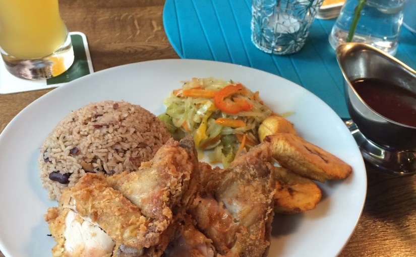 My second stop at Patrick's Stop! Great Jamaican food!
