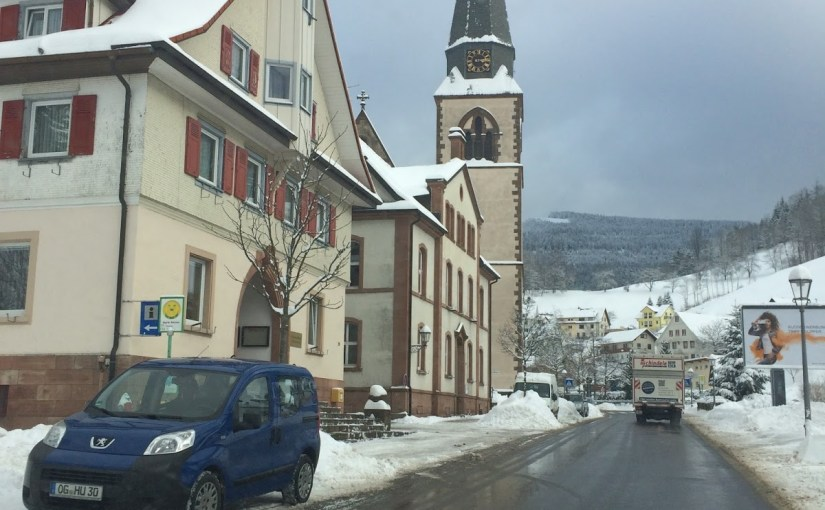 The quest for housing in Stuttgart…