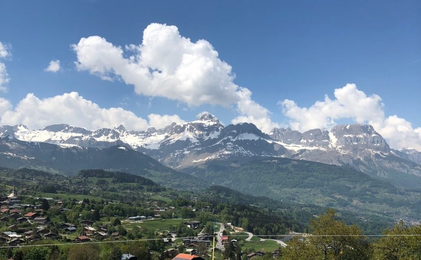 Fancy in Annecy… Olympic towns! part six
