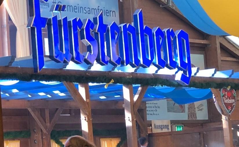 Cannstatter Volksfest 2018…