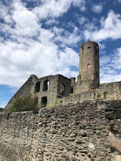 Beautiful Burg Eppstein!