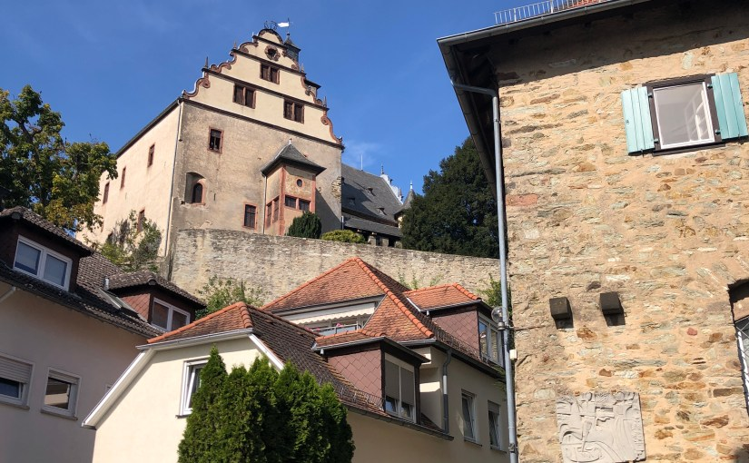 Lunch at Mangia, Mangia in Kronberg…