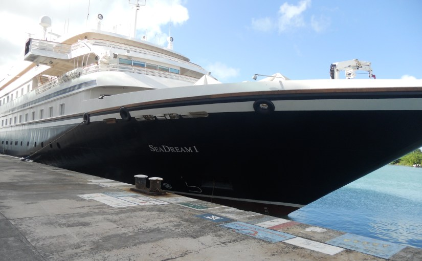 SeaDream Yacht Club forced to return to Barbados due to COVID-19…