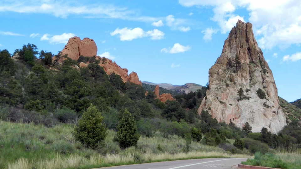 A Day at Garden of the Gods