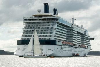 2016 04 12 Sail Day 14 Cruise Ship-117