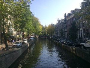 The canals are breathtaking