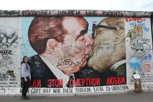 East Side Gallery - Berlin, Germany