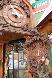 We're all a little cuckoo here - Triberg, Germany
