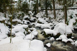 A White Weekend in the Black Forest - Triberg, Germany