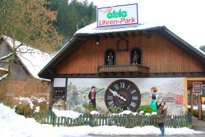 The world's largest cuckoo clock! - Triberg, Germany