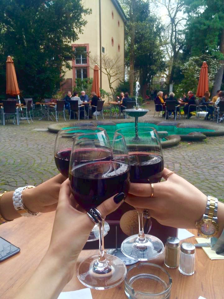 Hauptstrasse Italienisch Restaurant - Heidelberg, Germany