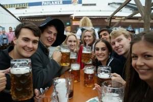 Prost to Oktoberfest! - Munich, Germany